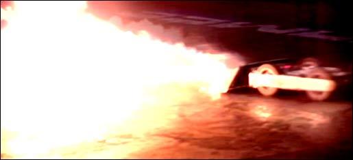 Texas Heat Combat Robot