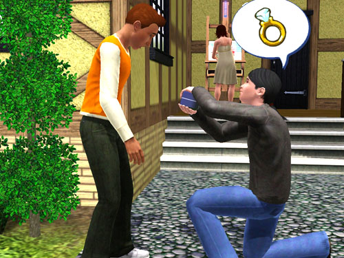 played sims married 0 same sex love sims