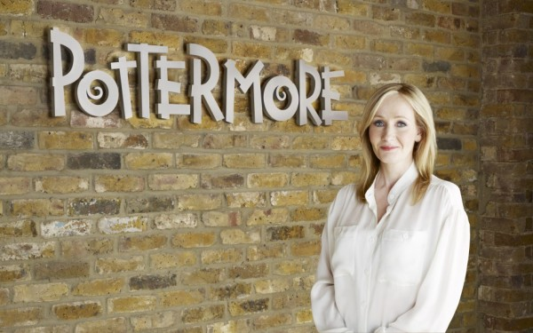 Pottermore + Google = eBooks for Everyone