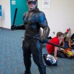 Muscley Batman