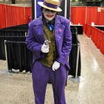 The Joker - Very nice fellow.