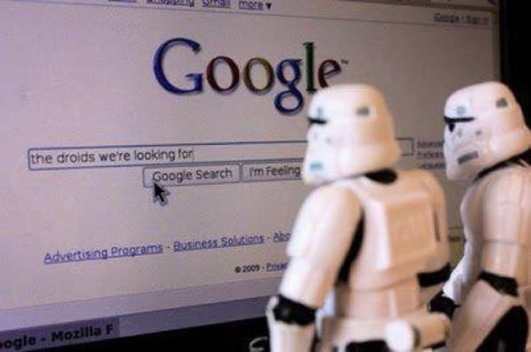 Google Stormtroopers