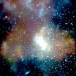 Photo: NASA/CXC/UMass Amherst/Q.D.Wang et al
