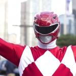 Red Power Ranger (New York Comic Con 2011)