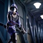 Mass Effect 2 -  Tali (photo by http://bgzstudios.com)