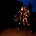 Batman - Batman and Catwoman (photo by http://bgzstudios.com)