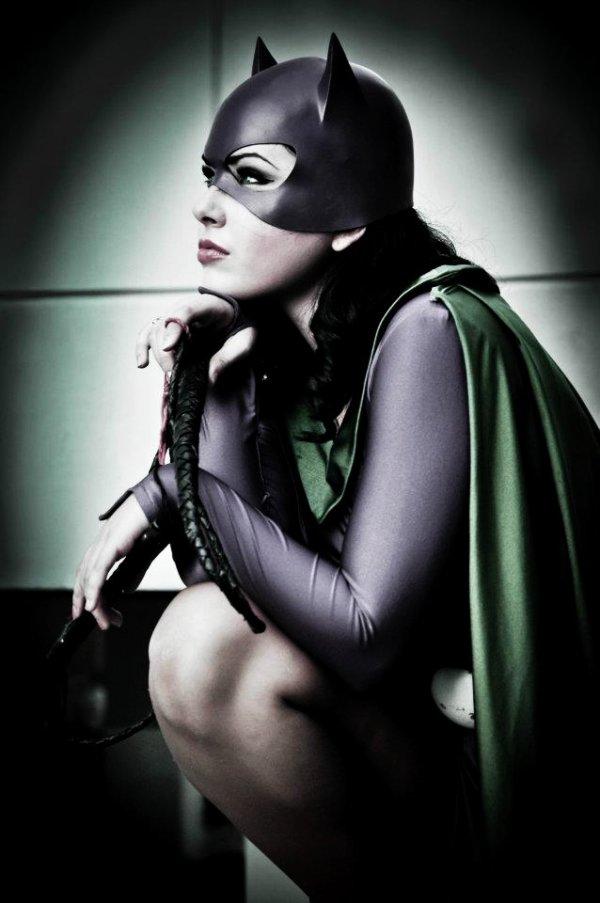 catwoman   milla bishop