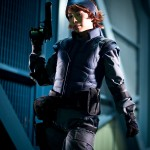 Metal Gear Solid - Meryl (photo by http://bgzstudios.com)