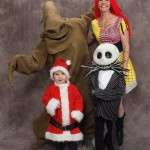 Nicholas and Family - The Nightmare Before Christmas