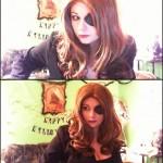 Sarah - Amy Pond