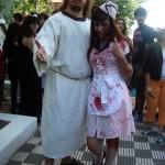 Sarah and... Jesus? :)