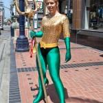Gender Bent Justice League Aqua Lady