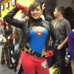 Super Girl - Aggressive Comix - San Diego Comic-Con 2012