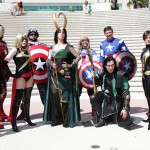 The Avengers! - Bill Watters - SDCC 2012