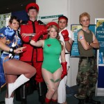 Street Fighter - Bill Watters - SDCC 2012