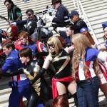 Marvel Shoot - Bill Watters - SDCC 2012