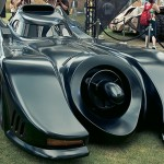 Batmobile (Batman Returns) - Hayley Sargent - SDCC 2012