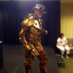 Steampunk Man @ Dragon Con 2012 - Picture by Deadsetdork