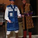 Tardis and Dalek (Doctor Who) @ Dragon Con 2012