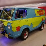 The Mystery Machine (Scooby-Doo) at Montreal Comic Con 2012