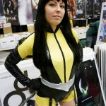 Silk Specter at Montreal Comic Con 2012