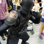 Snake Eyes at Montreal Comic Con 2012