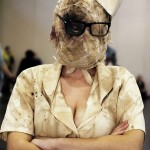 Silent Hill Nurse @ New York Comic Con 2012 (NYCC)