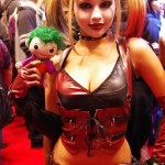 Harley Quinn - New York Comic Con 2012 - Picture by Aggressive Comix