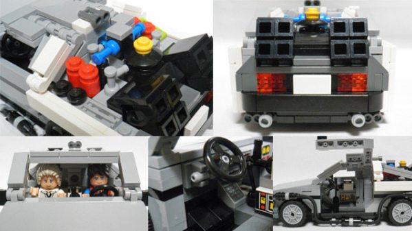 BTTF LEGO 3