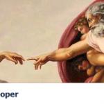 Libby Cooper Creation of Adam