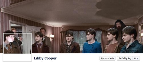 Libby Cooper Harry Potter
