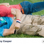 Libby Cooper Step Brothers