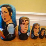 Rachel Anderson Nesting Dolls – Hunger Games Catching Fire