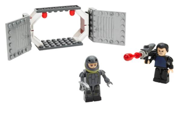 Space Dive Building Set