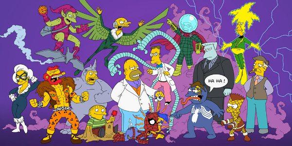 simpsons-spider-man-mashup