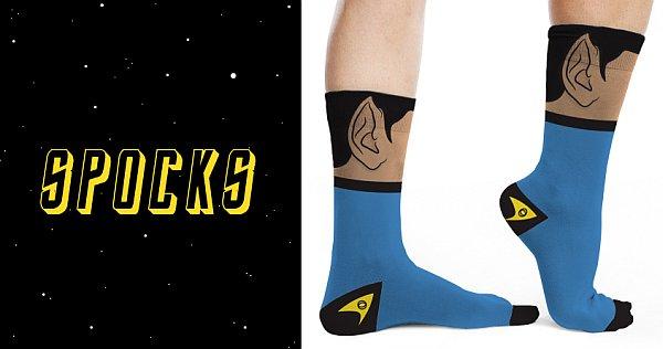 spock-socks