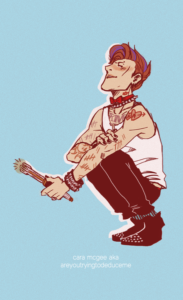 11th Doctor Punk