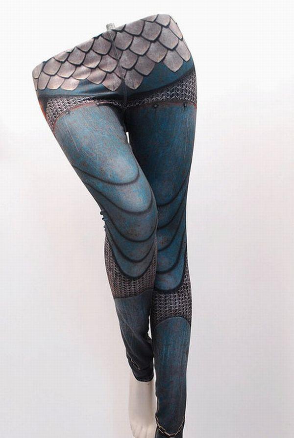 chainmail leggings