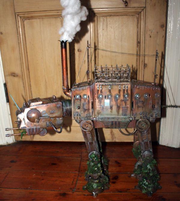 steampunk-at-at