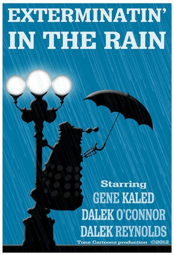 exterminatin in the rain