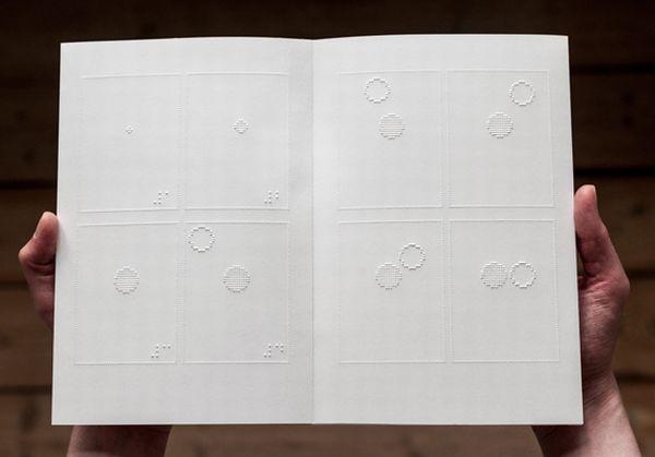 braille comic book 1