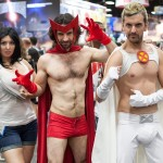 Gender Bending Superheroes - San Diego Comic-Con (SDCC) 2013 (Day 1)
