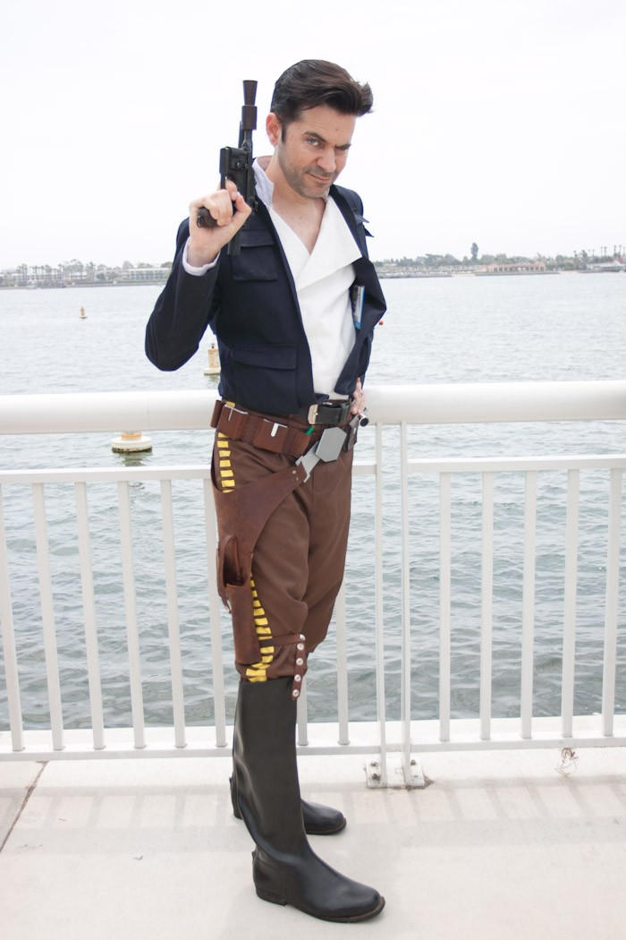 Han Solo - San Diego Comic-Con (SDCC) 2013 (Day 3)