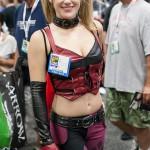 Harley Quinn - San Diego Comic-Con (SDCC) 2013 (Day 1)