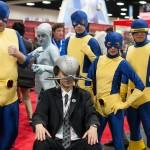 Oldschool X-Men - San Diego Comic-Con (SDCC) 2013 (Day 1)