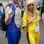 Sonic and Beatrix Kiddo - San Diego Comic-Con (SDCC) 2013 (Day 1)