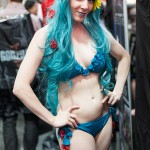Poison Ivy - San Diego Comic-Con (SDCC) 2013