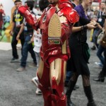 The Ironing Man - San Diego Comic-Con (SDCC) 2013