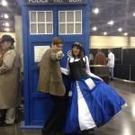 Courtney Lovejoy_TARDIS dress 2