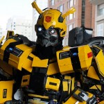 Bumblebee (Boston Comic Con 2013) - Picture by hyperion327